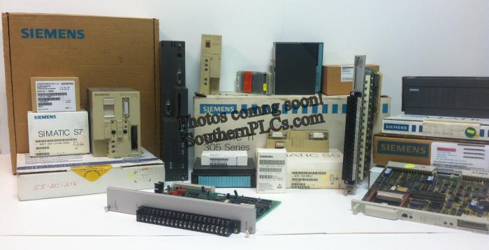 Siemens - Simatic S7 - 6ES7400-0HA03-4AB0