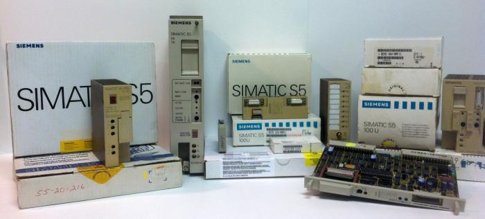 Siemens - Simatic S5 - 6ES5776-7LA12
