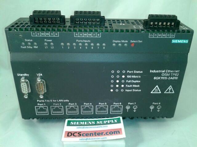Siemens - Simatic S7 - 6GK1105-2AB10