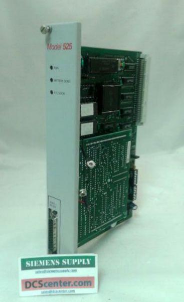 SIEMENS   525-1104  CPU Module   SIMATIC S7   Image